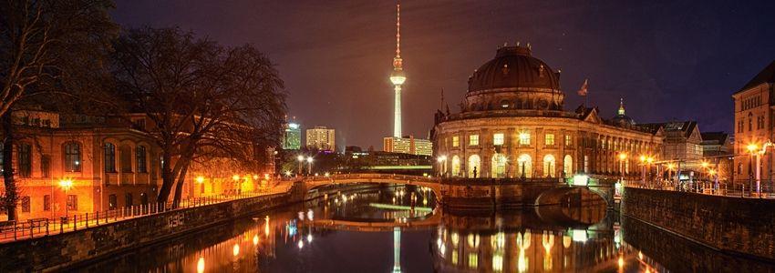 Hotéis Berlim