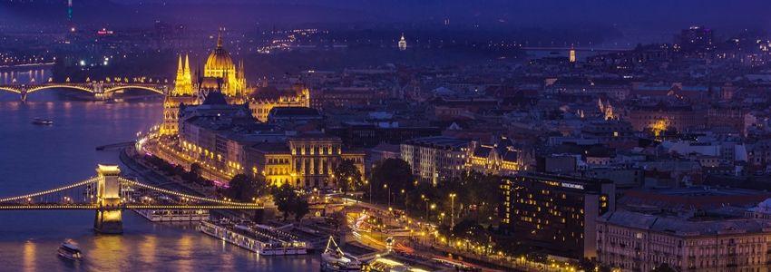 Hotéis Budapeste