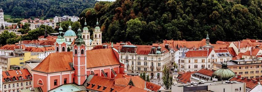 Hotéis em Liubliana
