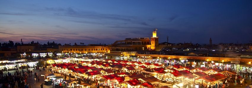 Marrakech, Morocco Travel Guide Reservations123