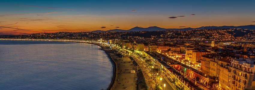 Hotéis em Nice