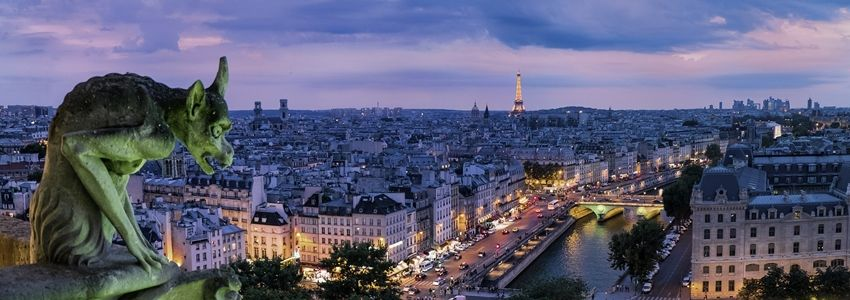 Hotéis Paris