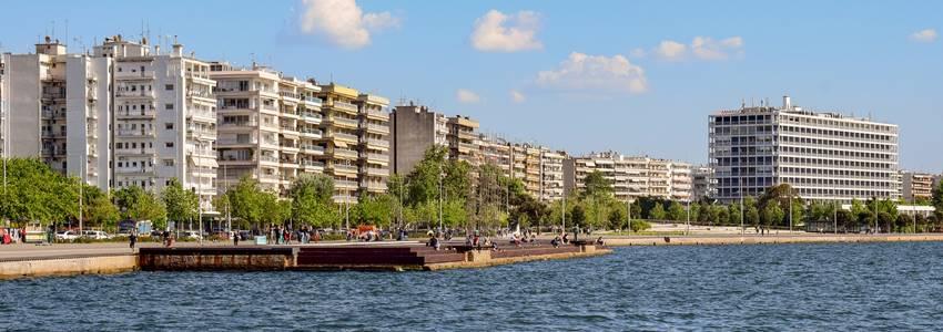 Hotéis em Salonica